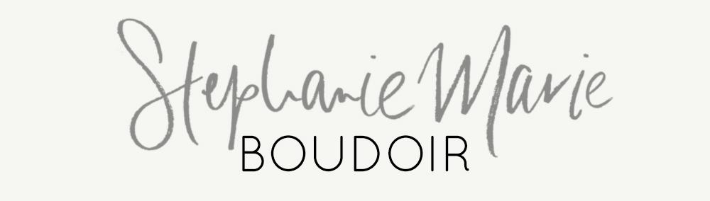 Stephanie Marie Boudoir Photographer & Photography Studio