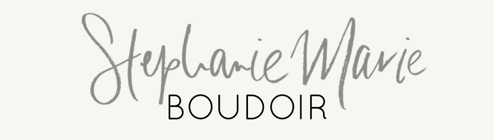 Stephanie Marie Boudoir Photographer & Photography Studio